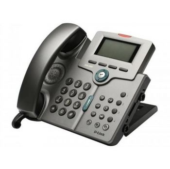 IP-телефон  (2 порта LAN) D-Link DPH-400S SIP Business VoIP Phone, up to 3 SIP accounts, 2x10/100BASE-TX