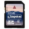 Флеш-карта памяти SDHC MicroSD 32 Gb Kingston (SDC4/32GB) Class 4 Retail